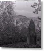 Dracula's Hill Metal Print