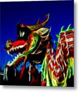Dragon 3 Metal Print