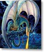 Dragon Causeway Metal Print