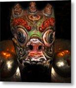 Dragon Of Nepal Metal Print