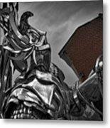 Dragon Slayer Metal Print