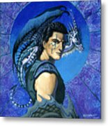 Dragoneer Metal Print