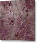 Dragonflies Metal Print by Jean Gugliuzza