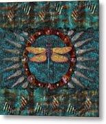 Dragonfly Lair Metal Print
