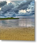 Dramatic Cloudscape Metal Print