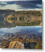 Drano Lake In Washington State Metal Print