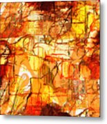 Dream Abstract Metal Print