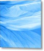 Dream Blue Metal Print