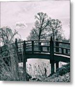 Dream Bridge Metal Print
