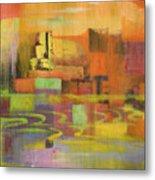 Dream City No.4 Metal Print
