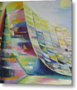 Dream City No.6 Metal Print