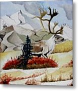 Dream Hunt Metal Print