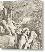 Dream Of Aeneas Metal Print