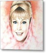 Dream Of Jeannie Metal Print