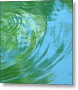 Dream Pool Metal Print