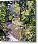 Dream Reflections Metal Print by David Lloyd Glover