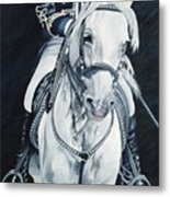 Dream Rider Metal Print