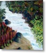 Dream River Metal Print