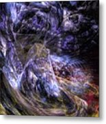 Dream Scene Metal Print