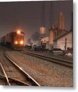 Dream Train.. Metal Print