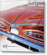 Dream_chevy105 Metal Print