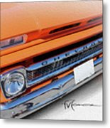 Dream_chevy107 Metal Print