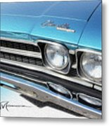 Dream_chevy136 Metal Print