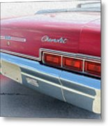Dream_chevy163 Metal Print