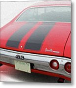 Dream_chevy183 Metal Print
