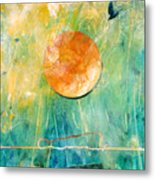 Dreaming Dreams Metal Print