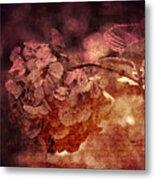 Dreaming Hortensia Metal Print