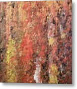 Dreaming In Fall Colors Metal Print