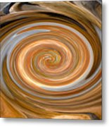Dreaming In Hopi Land Metal Print