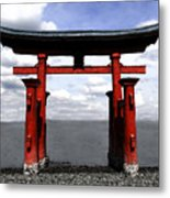 Dreaming In Japan Metal Print