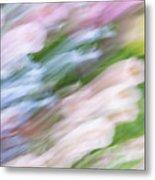 Dreaming Of Flowers 1 Metal Print