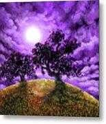 Dreaming Of Oak Trees Metal Print