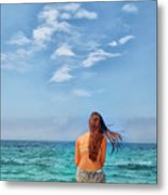 Dreaming Of Summer Metal Print