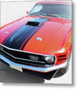 Dream_mustang48 Metal Print