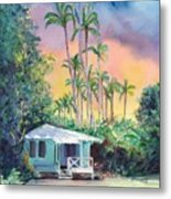 Dreams Of Kauai Metal Print