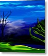 Dreamscape 062310 Metal Print