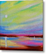 Dreamscape Serene Dawn Metal Print