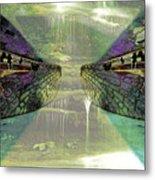 Dreamtime Gondwanaland Metal Print