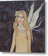Dreamy Fairy Metal Print
