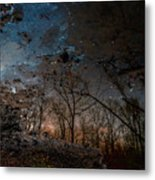 Dreamy Reflections Metal Print