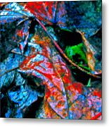 Drenched In Color Metal Print