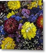 Dried Delight 3 Metal Print