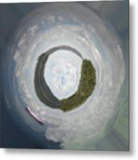Drifting From Reality Metal Print