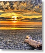 Drifting Into A Dream Metal Print