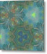 Drinking The Nectar Of Life Metal Print