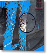 Dripping Wet Metal Print